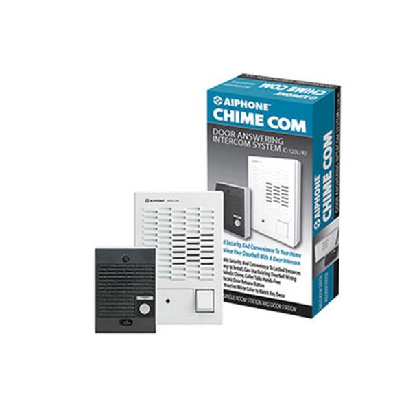 Aiphone C-123L/A ChimeCom Set, 1 Door, 1 Master