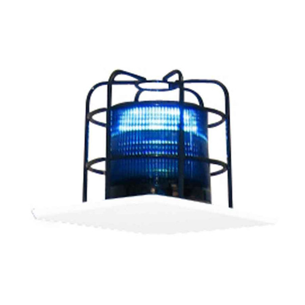 Aiphone TW-LCW Tower Top White with Light and Cage
