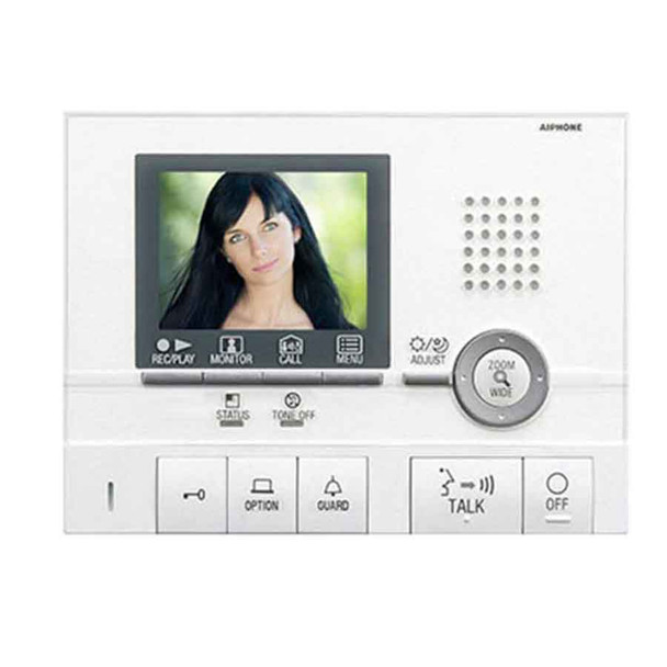 Aiphone GT-2C Video Tenant Master Station with Internal Communication