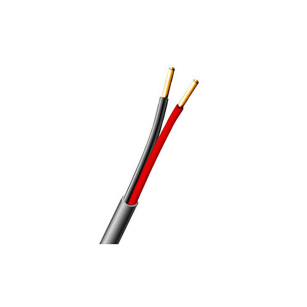 Aiphone 871802P10C 2-cond., 18AWG, solid, FEP insulated, plenum rated, 1,000'