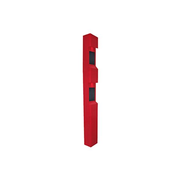 Aiphone TW-22R/A 3-Module Dual-Intercom Tower, Red