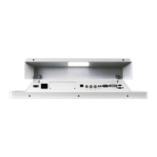 """ViewZ VZ-PVM-I3W3-N  27"""" IP Public View Monitor (White)"""