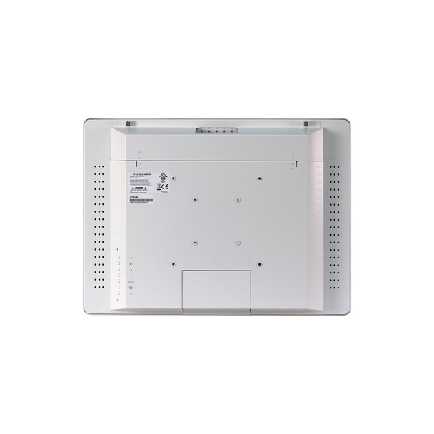 """ViewZ VZ-PVM-I4W3-N 32"""" IP Public View Monitor (White)"""