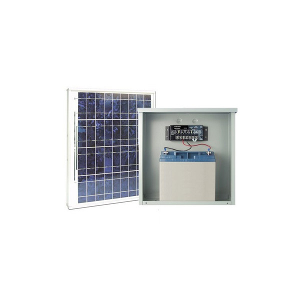 LTS LTK-BPSS-20 Securitron Outdoor Solar Boxed Power Supply