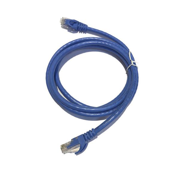 LTS LTPC6005BL-CMR 5FT Cat6 Patch Cable Blue