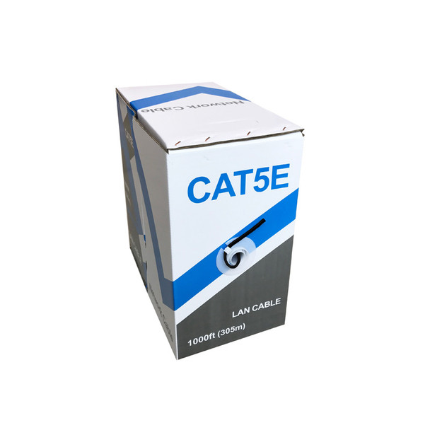 LTS LTAC5100B-CMR 99.99% Oxygen-Free Copper CMR Rated Network Cable - Cat5e
