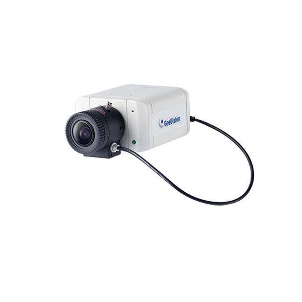 Geovision GV-BX8700-FD 8MP H.265 4K Indoor Box IP Security Camera