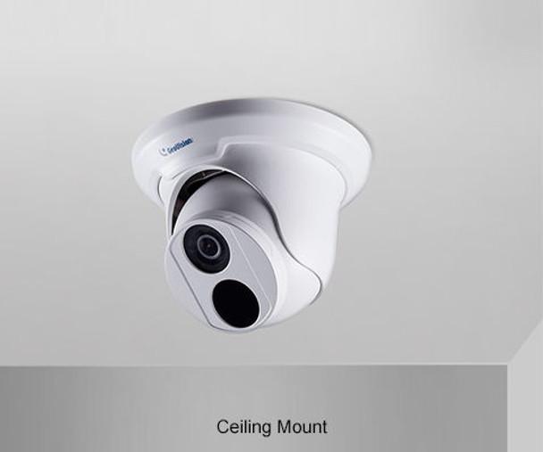 Geovision GV-EBD8700 8MP 4K H.265 IR Outdoor Turret IP Security Camera