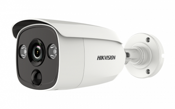 Hikvision DS-2CE12D8T-PIRL 2.8MM 2MP Outdoor Ultra-Low Light PIR Bullet HD Analog Security Camera