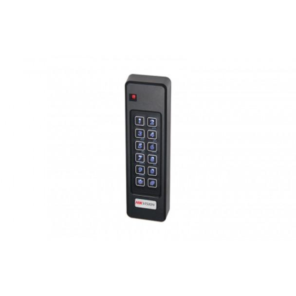 Hikvision DS-K170HPK Denali Mullion-Mount Reader and Keypad