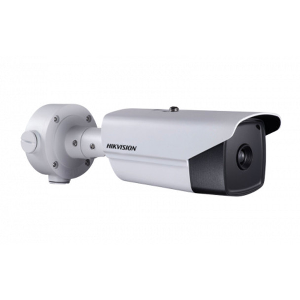 Hikvision DS-2TD2166T-25 640x512 Accurate Temperature Thermal Bullet IP Security Camera