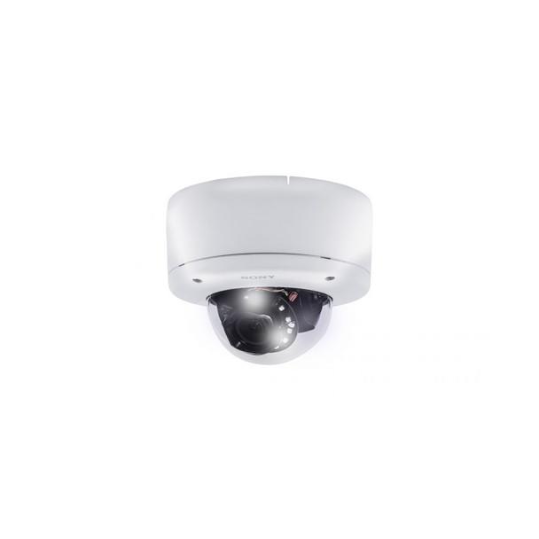 Sony SNC-EMX52R 5MP IR Outdoor Mini Dome IP Security Camera