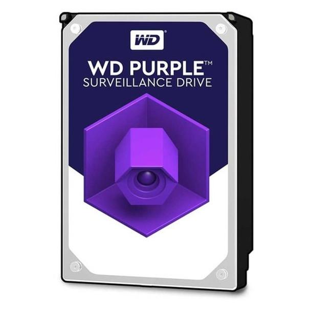 Western Digital WD81PURZ 8TB Purple Surveillance Hard Drive