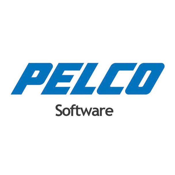 Pelco VXP-1C 1 Camera license for VideoXpert Pro plus one year SUP
