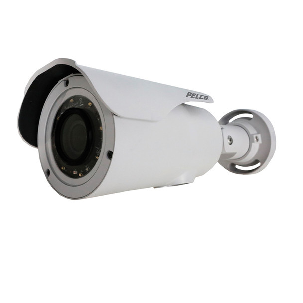 Pelco IBP831-1ER 8MP IR H.265 Outdoor Bullet IP Security Camera