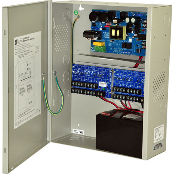 Altronix AL1012XPD16CB220 Power Supply Charger - 16 PTC Class 2 Outputs