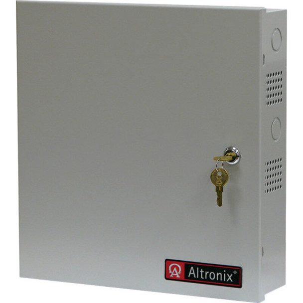 Altronix AL600PD4CB220 Power Supply Charger - 4 PTC Class 2 Outputs