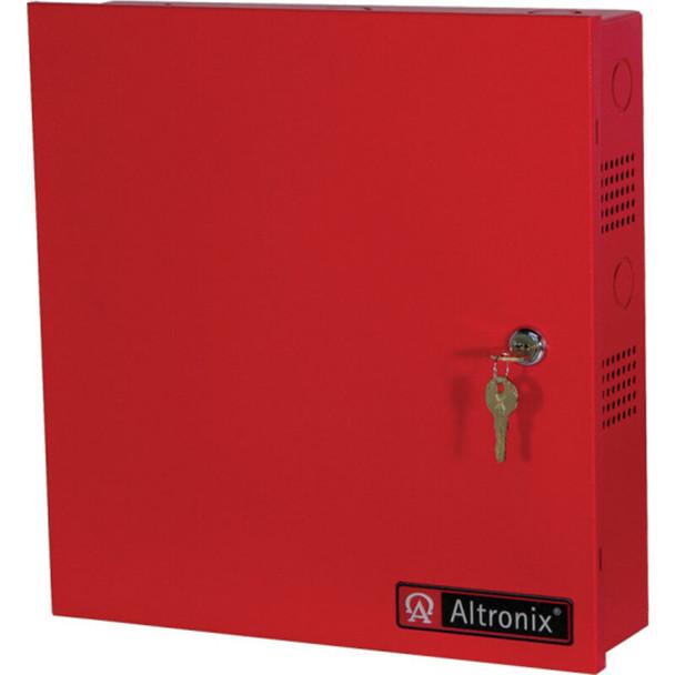 Altronix AL600ULPD8CBR Power Supply Charger - 8 PTC Class 2 Outputs