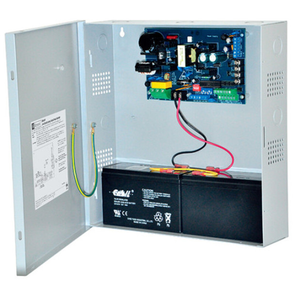 Altronix STRIKEIT4 Low Current Locking Device Power Controller / Power Supply/Charger - 24VDC @ 4A in-Rush