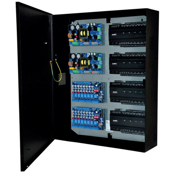 Altronix Trove2Z2 Altronix/ZK-Teco House Access and Power Integration Enclosure with Backplane