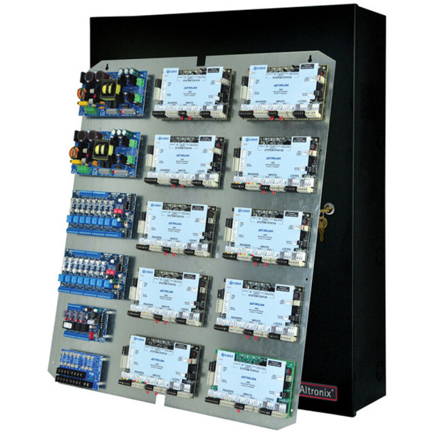 Altronix Trove3CV3 Access and Power Integration Enclosure with Backplane