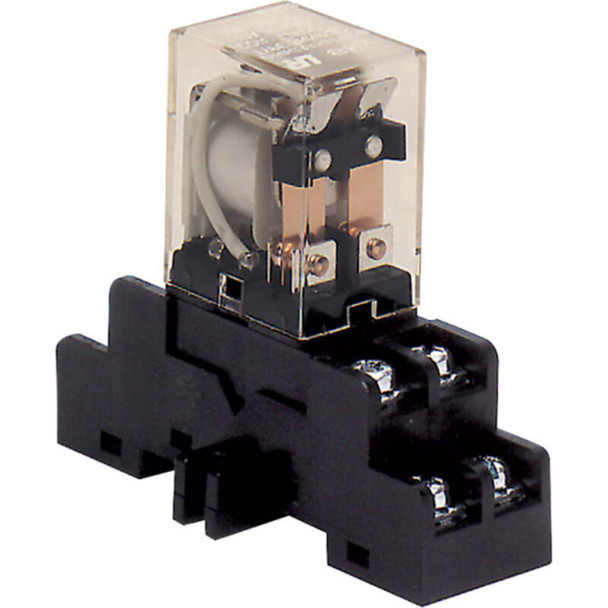 Altronix RDC24 Relay and Base Module - 24VDC