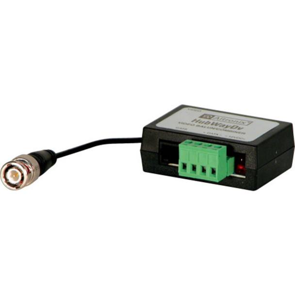Altronix HubWayDV UTP Passive Video/Data/Power Balun