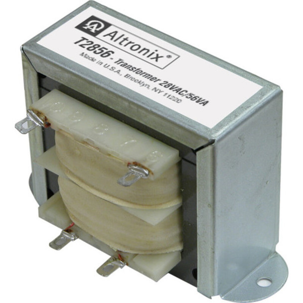Altronix T2856 Open Frame Transformer - 28VAC @ 56VA