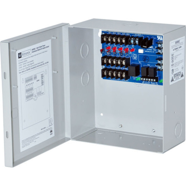 Altronix MOM5C Multi-Output Distribution Module - 5 PTC Class 2 Outputs