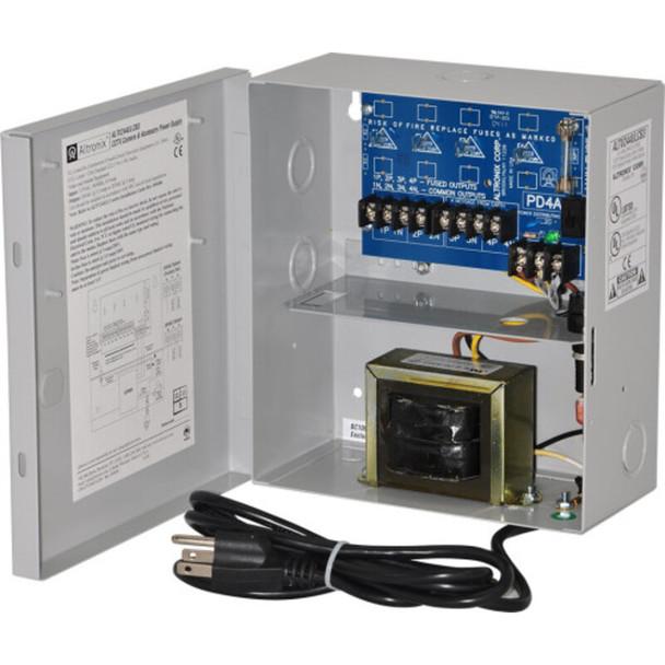 Altronix ALTV244ULCB3 CCTV Power Supply - 4 PTC Class 2 Outputs