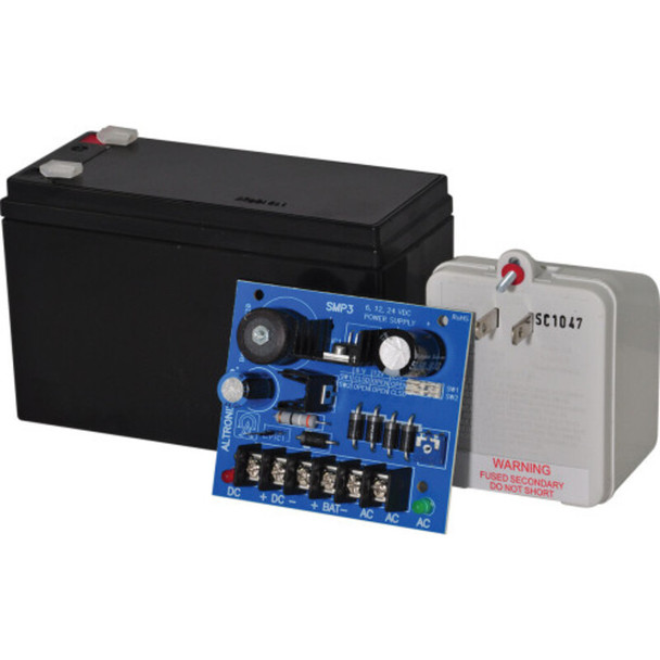 Altronix SMP312CX Power Supply Charger - Single Output