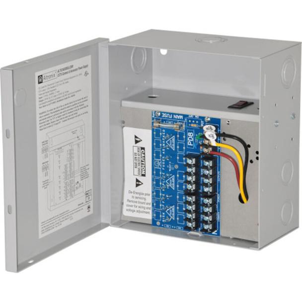 Altronix ALTV248300ULCBM CCTV Power Supply - 8 PTC Class 2 Outputs