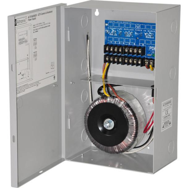 Altronix ALTV248300CB CCTV Power Supply - 8 PTC Outputs