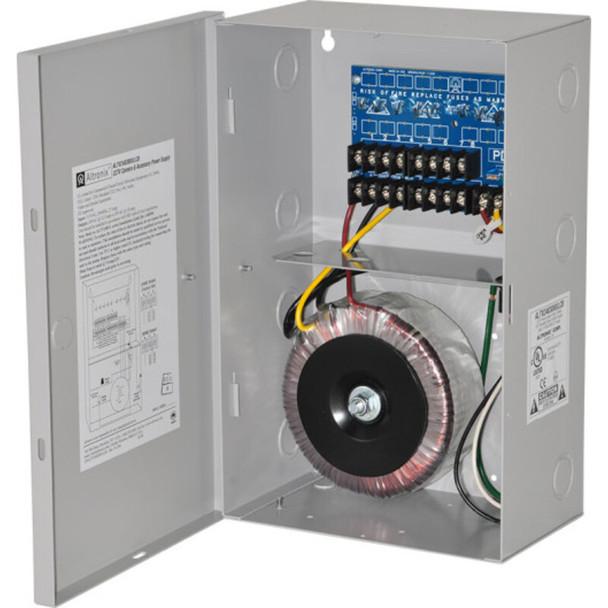 Altronix ALTV248300ULCB CCTV Power Supply - 8 PTC Class 2 Outputs