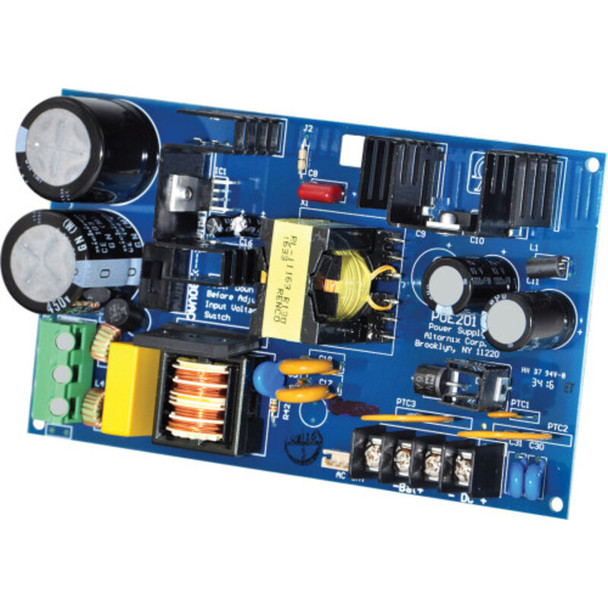 Altronix PoE201 56VDC/120W Power Supply/Charger Board