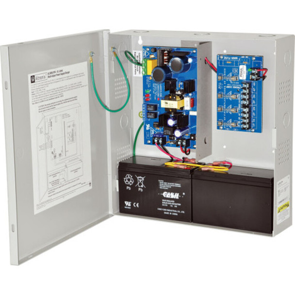 Altronix AL300PD4220 Power Supply Charger - 4 Fused Outputs
