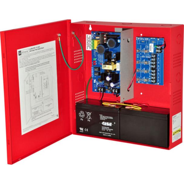Altronix AL300ULPD4R Power Supply Charger - 4 PTC Class 2 Outputs