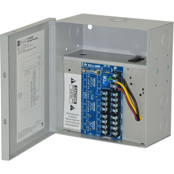 Altronix AL168300CBM Power Supply - 8 PTC Outputs