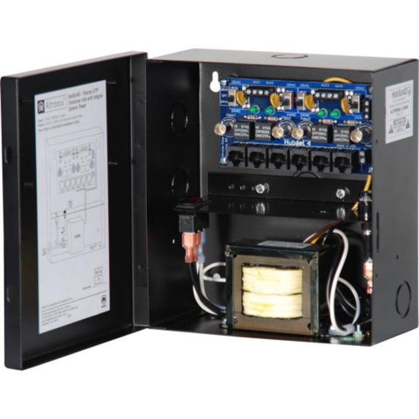 Altronix HubSat4D UTP Passive Transceiver Hub - 4 Channel