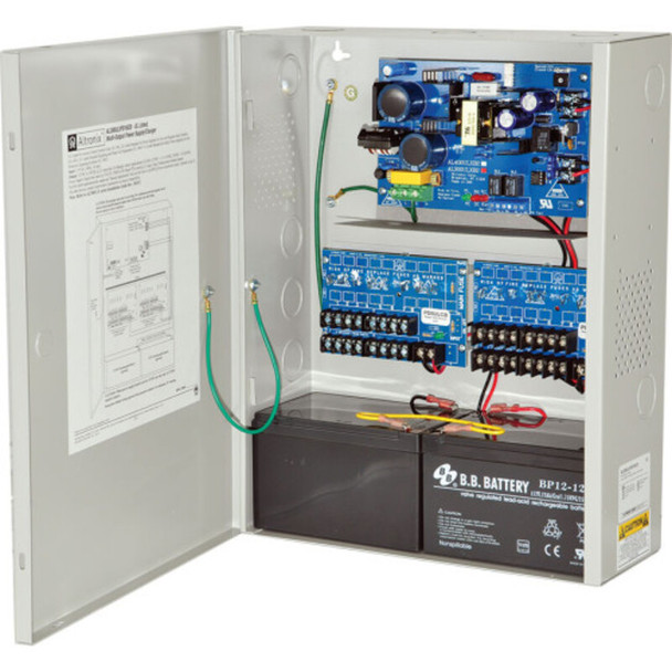 Altronix AL300ULXPD16CB Power Supply Charger - 16 PTC Class 2 Outputs