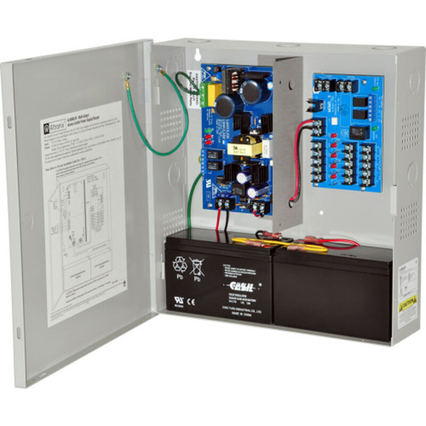Altronix AL400ULM Access Power Distribution Module with Power Supply/Charger