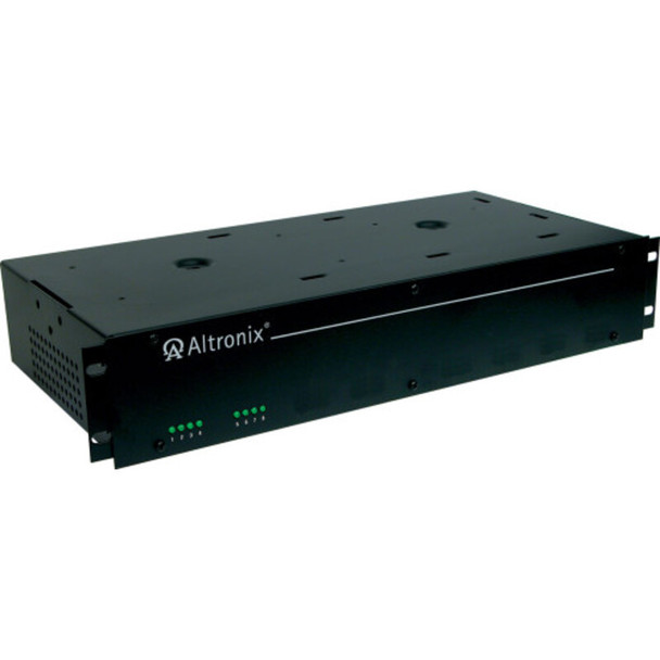 Altronix R248ULCBI CCTV Power Supply - 8 PTC Class 2 Isolated Outputs
