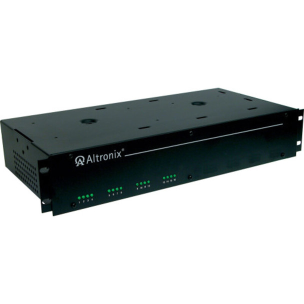 Altronix R615DC616ULCB CCTV Power Supply - 16 PTC Class 2 Outputs