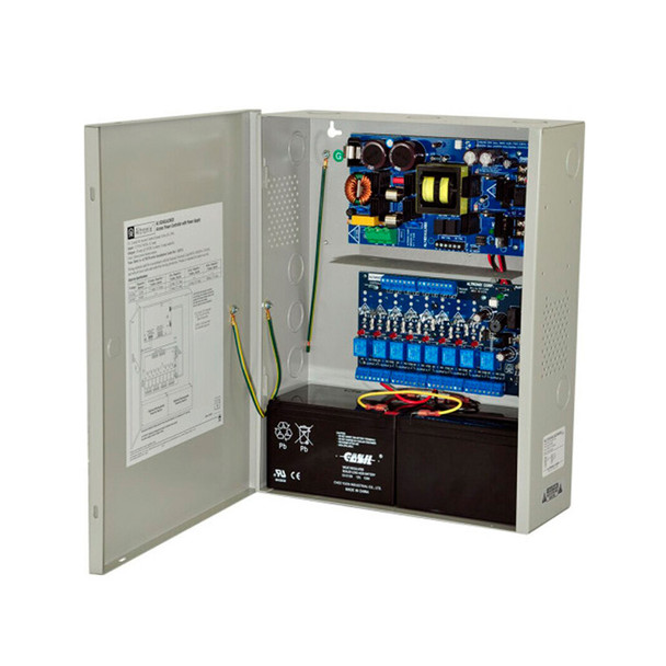 Altronix AL1024ACMCB220 Access Power Controller with Power Supply/Charger