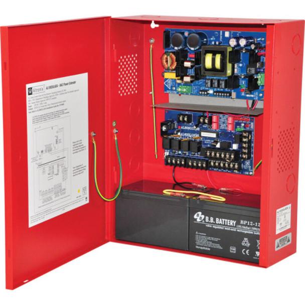 Altronix AL1002ULADA NAC Power Supply - 2 Class A or 4 Class B Outputs