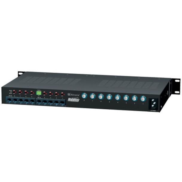 Altronix HubWay8DS UTP Passive Transceiver Hub - 8 Channel
