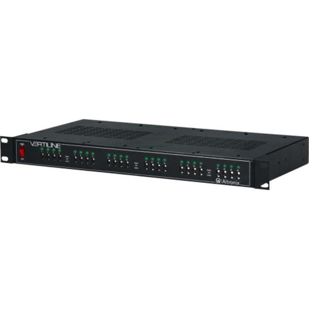 Altronix Vertiline24D CCTV Power Supply - 24 PTC Outputs