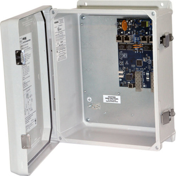 Altronix NetWaySP4WPN Outdoor PoE+ Hardened Switch