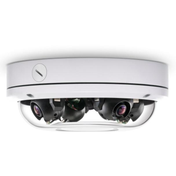 Arecont Vision AV12975DN-08 12MP Multi-sensor Outdoor Dome IP Security Camera