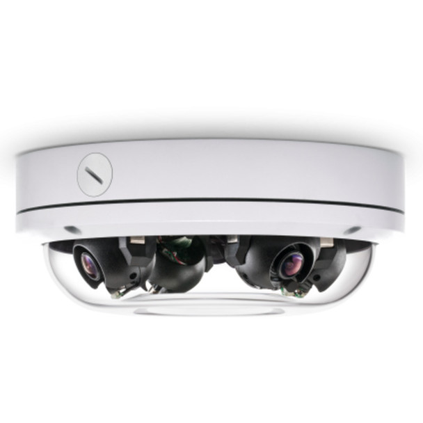 Arecont Vision AV12976DN-28 12MP Multi-sensor Outdoor Dome IP Security Camera